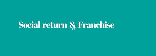 franchise en social return