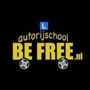 Logo franchiseformule autorijschool Be Free