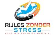 Logo franchiseformule rijles zonder stress