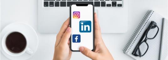 gebruik van social media