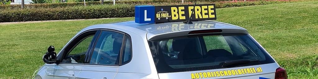 Autorijschool zoekt nieuwe franchisenemers