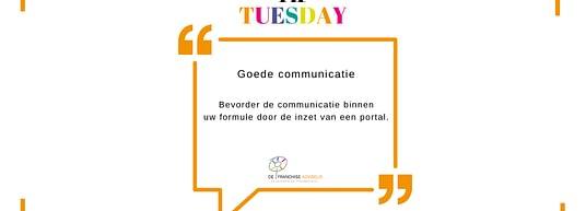 Tip tuesday goede communicatie