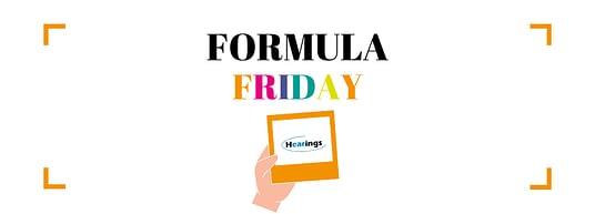 Formula friday franchiseformule Hearings