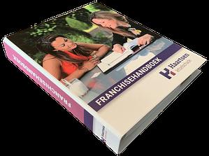 Franchise handboek franchiseformule van Haartsen Letselschade